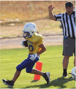 BRECKEN MAHER, Scobey seventh grader, ….