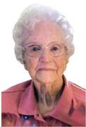 Clarice Susag 1918 – 2020