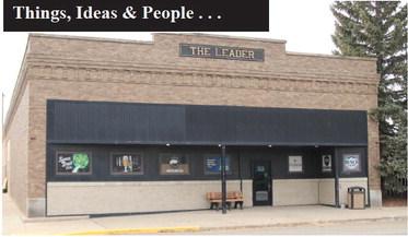 Things, Ideas & People . . .