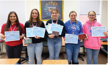 Six Qualify for National BPA Competition