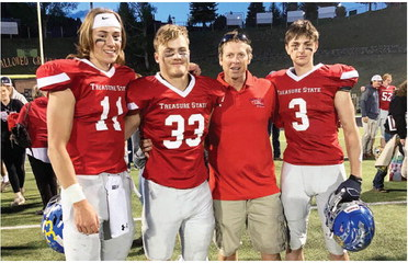Scobey Boys Help  Red Defeat Blue  In All-Star Game