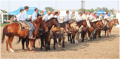 THE RANCH RODEO at the ….