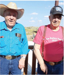 Bailey Reunion Held  In North Dakota