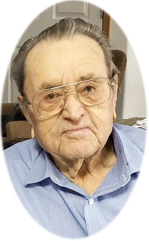 Raymond Padgett 1927-2021