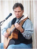 Celtic Guitarist  At DC Library
