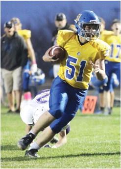 RYAN HALVERSON, a Scobey freshman, ….